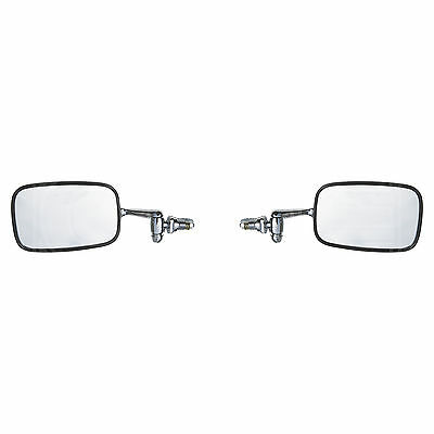 VW Beetle Door Mirror Left and Right - PAIR | Mountney CDM9 + CDM10