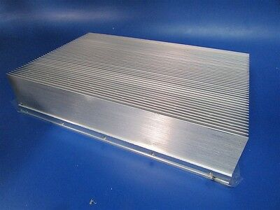"New 14"" x 9"" x 3"" Aluminum / Copper Heatsink Heat Sink for Projects or Amplifier"