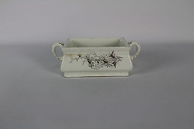 Antique Tureen By John Maddock & Sons Royal Semi Porcelain England