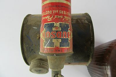 Vintage Antique Hudson 2 Spray Insect Continuous Sprayer