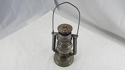Meva 864 Vintage Oil Kerosene Lantern Lamp Made in Czech Republic