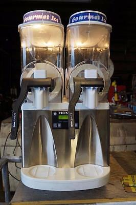 Bunn Double Flavor Slushie Gourmet Ice Frozen Drink System We have 2 available!