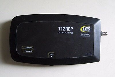 Lrs Long Range Paging System Base Station Receiver T12Rep