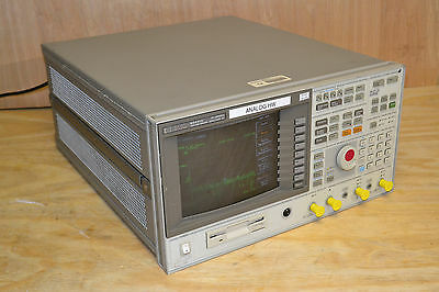 HP Agilent 89441A Vector Signal Analyzer - DC to 2650MHz - with UFG AY9 AYA