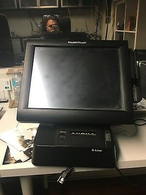 StealthTouch Retail POS System with Cash Drawer