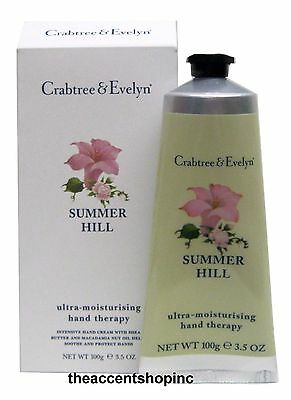 Crabtree & Evelyn Summer Hill Hand Therapy, 100g (81088)