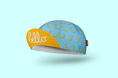 Bello Cyclist™ Cycling Caps - 100% cotton