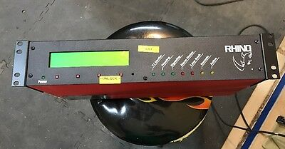 Rhino Channel Bank T-1 to 24 analog ports
