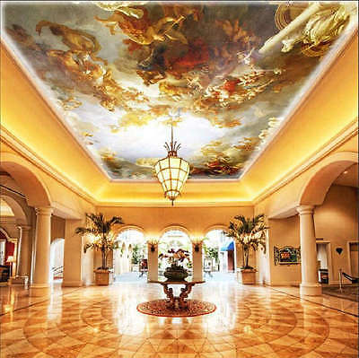 Palace of Versailles Full Wall Ceiling Mural Photo Wallpaper Print Home 3D Decal