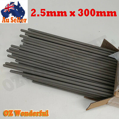 2.5mm x 300mm ELECTRODES STICK WELDING RODS STEEL E6013 ELECTRODE  2.5KG Package