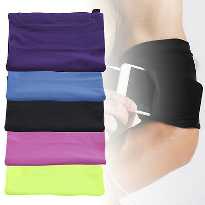 Multifunctional Universal Running Arm Bag Spandex Mobile Phone Arm Band Bag GT