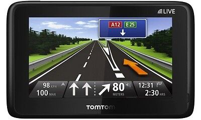 TOMTOM PRO 7100 Professional GPS Navigator 8GB updated 2016 AUS/NZ Map