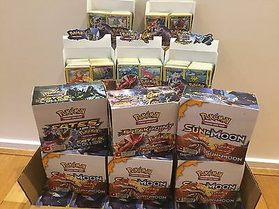 Pokemon 100 Cards Bulk Lot Rare/Uncommon/Common/Trainer No Duplicates!