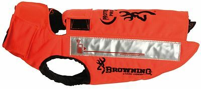 GILET DE PROTECTION POUR CHIEN PROTECT PRO BROWNING TAILLE 65cm  - 101194