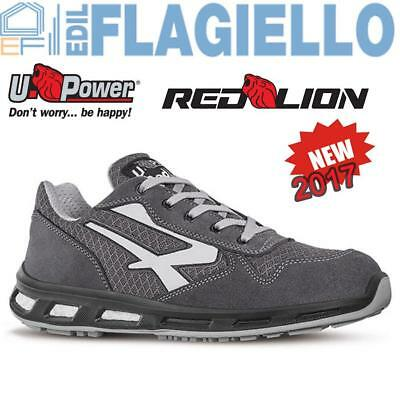 Scarpe Antinfortunistica UPOWER Red Lion PUSH S1P SRC dal 35 al 50 u power