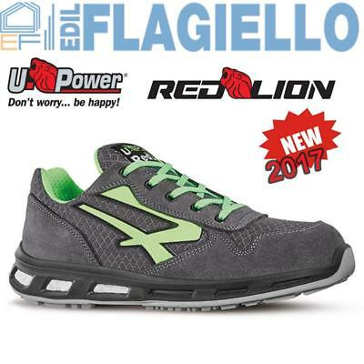 Scarpe Antinfortunistica UPOWER Red Lion POINT S1P SRC dal 38 al 48 u power