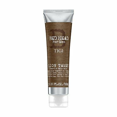 Tigi Bed Head for Men Lion Tamer 100 ml - Pflegebalsam für Bart und Haar