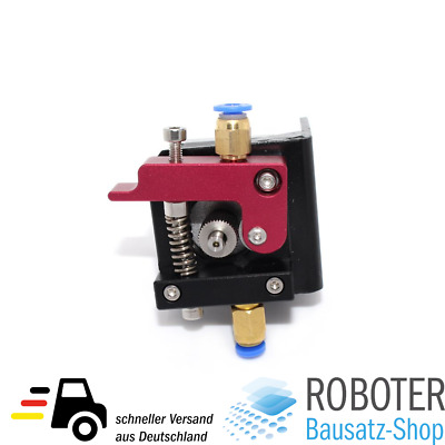 DIY Mk8 Remote Bowden Extruder Typ B links Makerbot 3D-Drucker RepRap