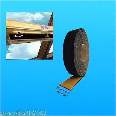 VELUX Window Roof Window Seal from 1m Foam Seal for Ventilation Flap