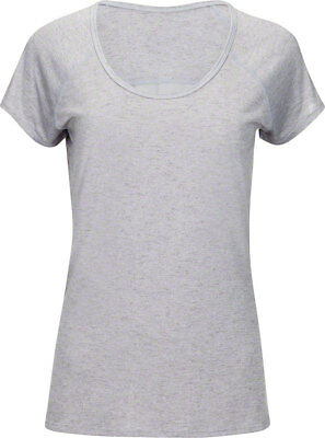 Zoot Sunset Tee Women's Top: Silver MD