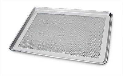 New Star 36718 Commercial Grade 18-Gauge Perforated Aluminum Half Size Sheet ...