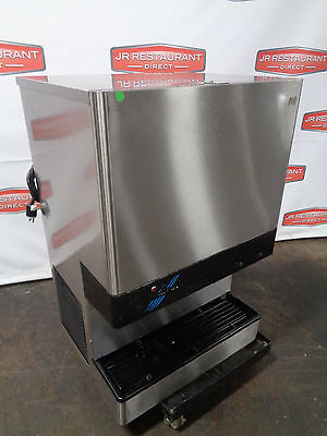 Hoshizaki 500Lb Air-Cooled Cubelet Ice Machine With Water/ice Dispenser.