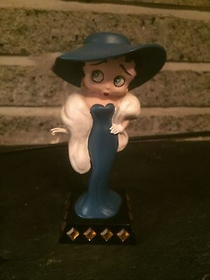 "Betty Boop ""Glamour Girl"" The Danbury Mint Collector Figurine"