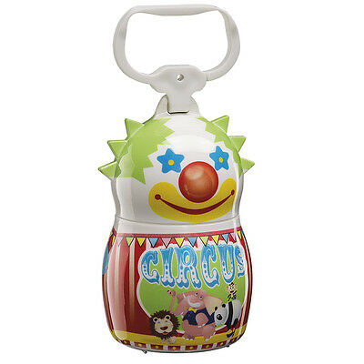 Dispenser moschettone porta rotoli feci cane Ferplast DUDU' PEOPLE CLOWN