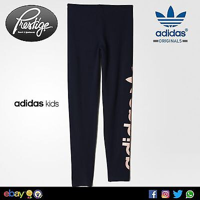 LEGGINGS girls Adidas  Tg: 8-9;10-11;11-12;12-13