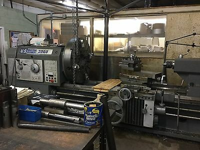 Us Industrial Machinery 3960 Lathe