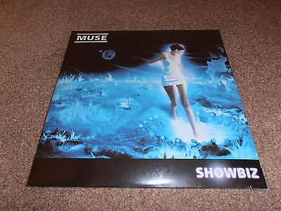 MUSE - SHOWBIZ- 2 x VINYL LP *NEW & SEALED*