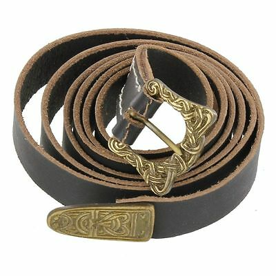 Jarls Viking Knot and Weave Norse Medieval Costume Re-enactment Costume Belt
