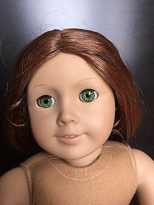 """Felicity American Girl 18"""" Doll Retired Early Edition Pleasant Company EUC Nude"""