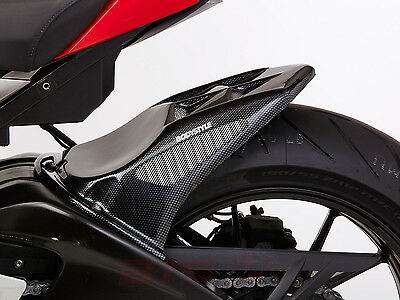 Bodystyle Hinterradabdeckung Carbon Look/rear hugger-BMW S 1000 R 2014