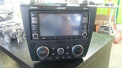 2008 Nissan Altima Am-Fm-Stereo 6 Disc Bose Stock#3233