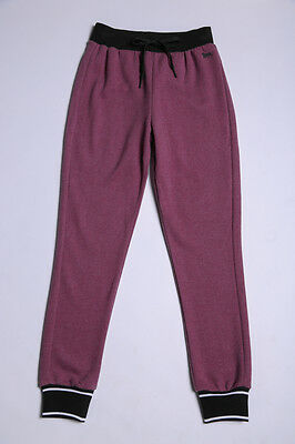 New GIRLS - YOUTH Lonsdale JANNA TRACKPANTS – AMARANTH MARLE
