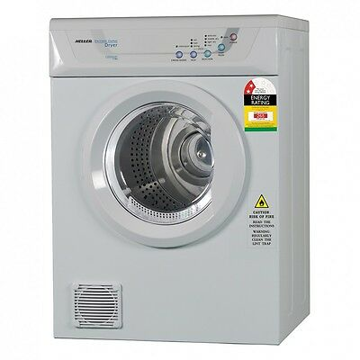 BRAND NEW Heller 6kg Clothes Dryer - CD06ELEC