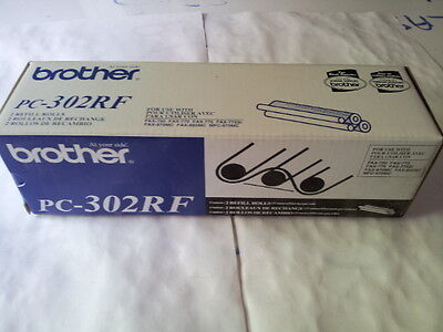 PC-302RF Brother refill rolls 2 pack.