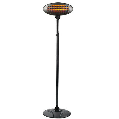 BRAND NEW! Heller 2000W Electric Patio Heater - HPH2000