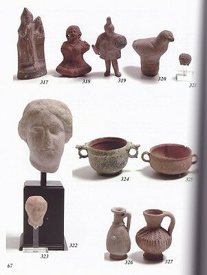 Middle-East Antiquities Auction Catalogs - 2 Catalogs With 800 Fantastic Items