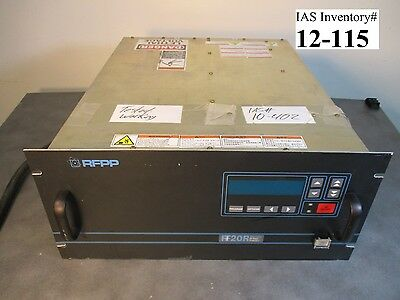 RFPP RF20R RF Generator 7522354012 (Used Tested Working, 90 Day Warranty)