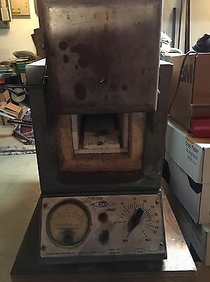 Temco Type 1500 Furnace