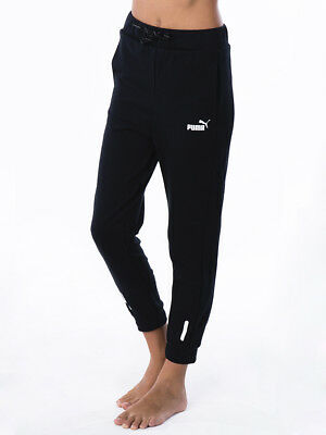 Puma Girls Sportstyle Track Pants in Black