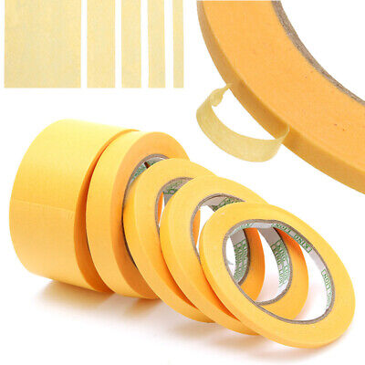 6mm/10mm/12mm/18mm/50mm Masking Tape Model Paint Spray Modeling Refill 50M/164ft