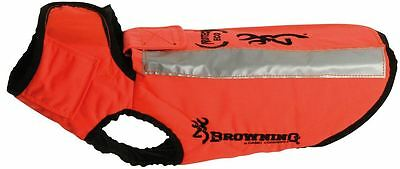 GILET DE PROTECTION POUR CHIEN PROTECT ONE BROWNING TAILLE 75cm  - 101166