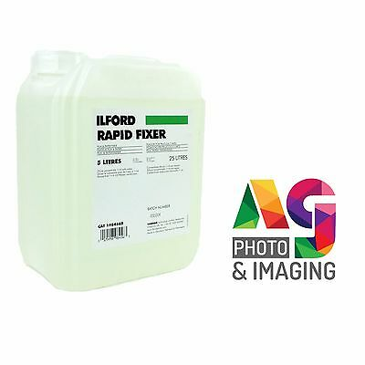 ILFORD RAPID FIXER Film & Paper 5 Litre