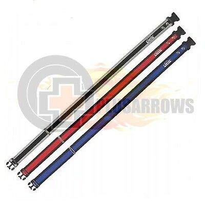 Cartel Quiver Belt Red Blue Black for Archery Arrows Compound and Recurve Bows