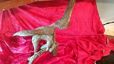 Antique Eagle early 1900's bronze/brass American history-Revolution