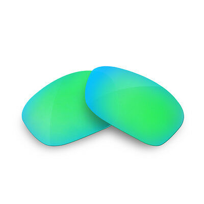 Fit&See Polarized Green Replacement Lenses for Oakley Scalpel