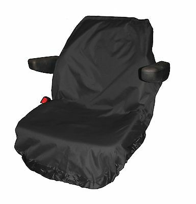 Tractor / Forklift /excavation Equipment Seat Covers (Large) Black